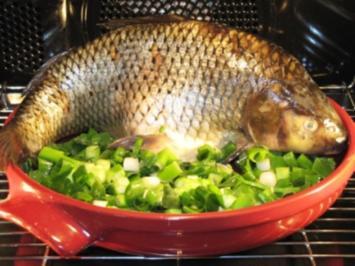 Fisch / Karpfen = Ganzer Karpfen auf Glas gezogen gegart à la Biggi - Rezept - Bild Nr. 8