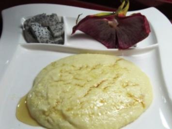 """Vanillehonig """"Griespudding"""" mit Drachenfrucht - Rezept - Bild Nr. 4"""