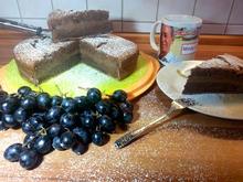 Mazu12-Schokoladenkuchen mit Mascaropone und Nutella - Rezept