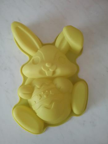Zitronenkuchen Hase - Rezept - Bild Nr. 2