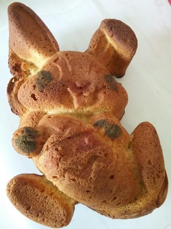 Zitronenkuchen Hase - Rezept - Bild Nr. 5