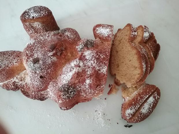 Zitronenkuchen Hase - Rezept - Bild Nr. 6