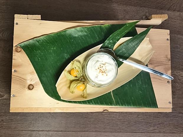 Dulce de Leche con Banana - Rezept