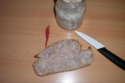 Schmalzfleisch - Rezept