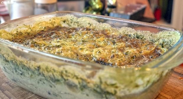 Bärlauch-Kartoffel-Gratin - Rezept - Bild Nr. 2
