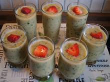 Buttermilch-Gemüse-Obst-Smoothie - Rezept