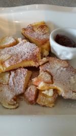 Biggi`s Dessert = Apfelpfannkuchen à la Biggi - Rezept - Bild Nr. 24