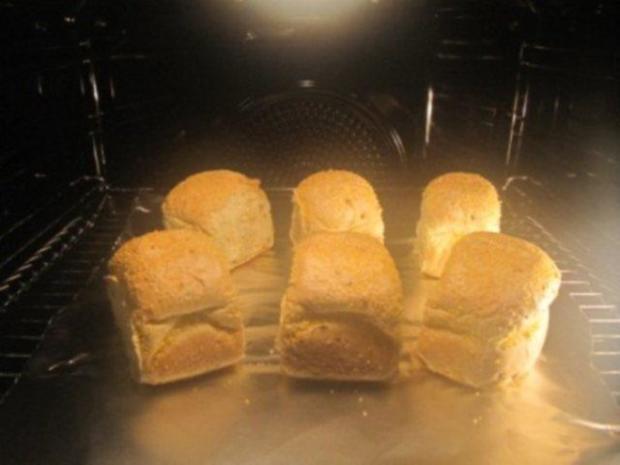 Sellerie Spinat Schaumwein Suppe - Rezept - Bild Nr. 8