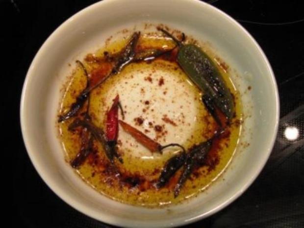 Gambas mit Hot Peppers à la Biggi - Rezept - Bild Nr. 2