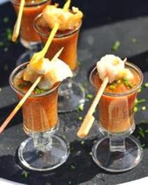 Biggi`s Suppen = Gazpacho à la Biggi - Rezept - Bild Nr. 5