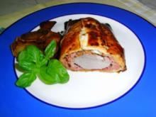 Schweinefilets in Blätterteig - Rezept