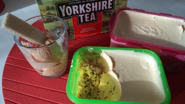 Tee-Eis - Rezept - Bild Nr. 2