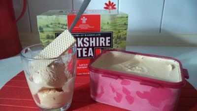 Rezept: Tee-Eis