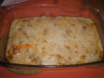 Gefüllte Cannelloni - Rezept