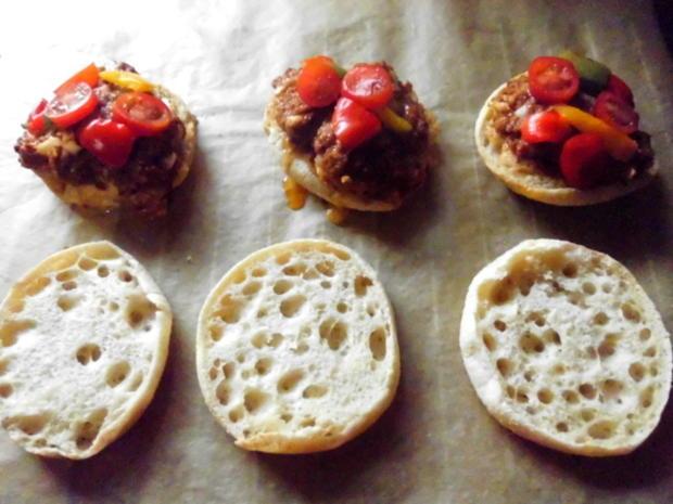 toastbrötchen mit hack - Rezept - Bild Nr. 5