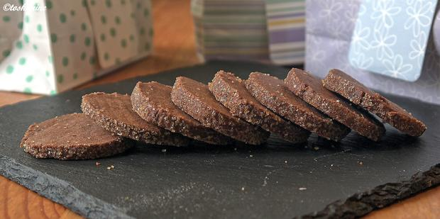 Schokoladen-Heidesand mit Tonkabohne - Rezept - Bild Nr. 3