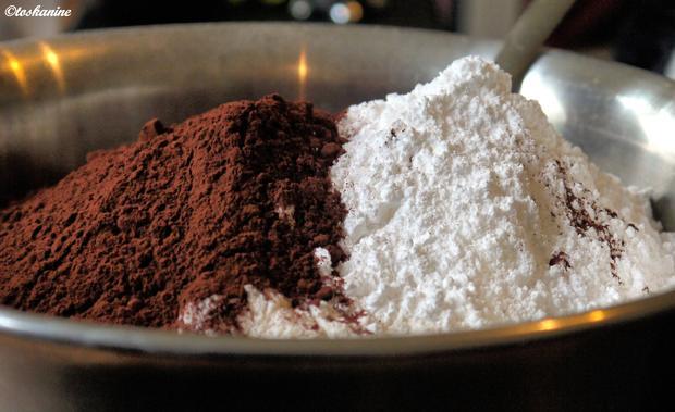 Schokoladen-Heidesand mit Tonkabohne - Rezept - Bild Nr. 4