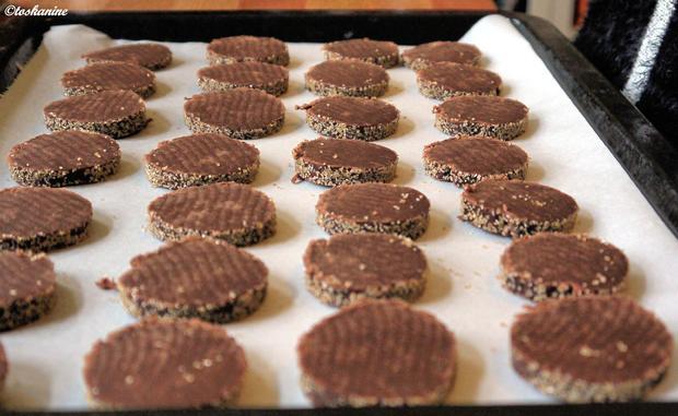 Schokoladen-Heidesand mit Tonkabohne - Rezept - Bild Nr. 11