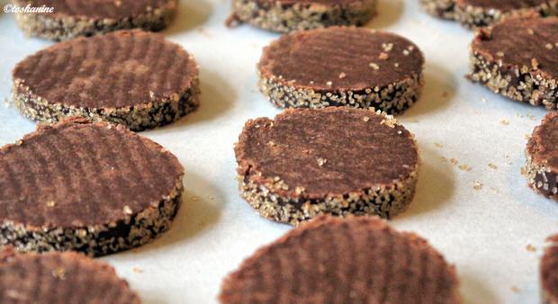 Schokoladen-Heidesand mit Tonkabohne - Rezept - Bild Nr. 12