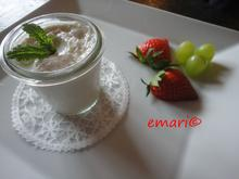 Limoncello / Zitronengras Mousse - Rezept