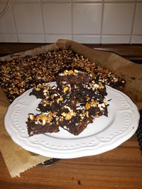 Rezept: Black Bean Brownies