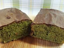 Matcha-Kuchen  - Rezept