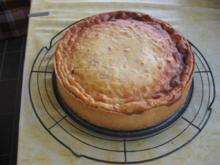 Quark Apfelkuchen - Rezept