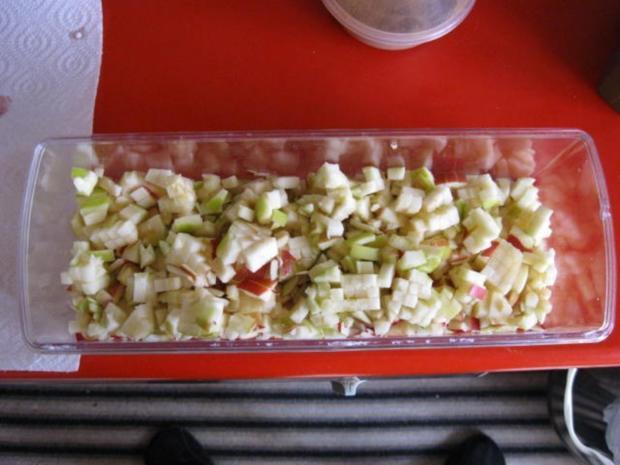 Quark Apfelkuchen - Rezept - Bild Nr. 9