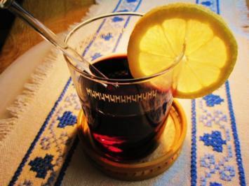 Burgunder Punsch - Rezept