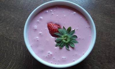 Erdbeerquark - Rezept