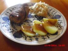 Schweineroulade nach Art des Hauses - Rezept