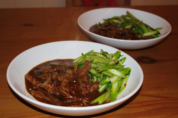 Pfefferrind wie beim Chinesen - Rezept - Bild Nr. 2