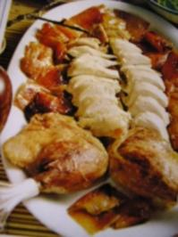 Peking - Ente - Rezept
