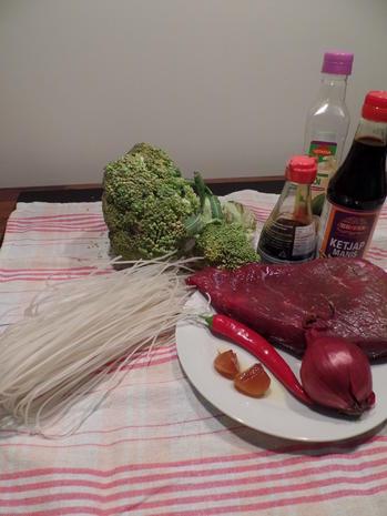 Chinapfanne mit Rind und Brokkoli - Rezept - Bild Nr. 2
