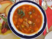 Neue Gemüsesuppe à la Papa - Rezept