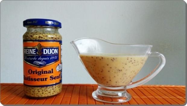 Spargel mit Sauce Dijonnaise und Pellkartoffeln - Rezept - Bild Nr. 13