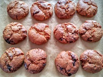 Schoko - Cookies - Rezept - Bild Nr. 2