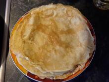 Einfache Pfannkuchen - Rezept