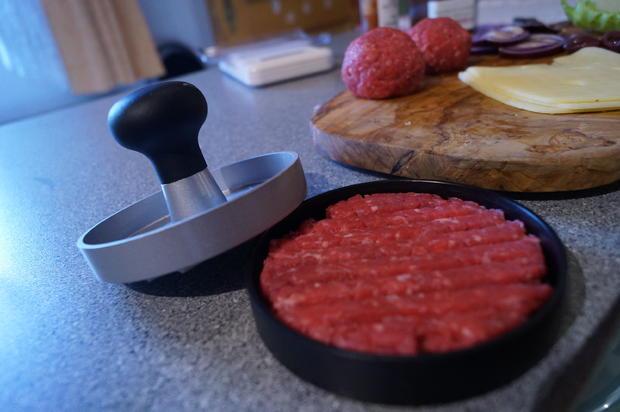 Scharfer Burger - Rezept - Bild Nr. 2