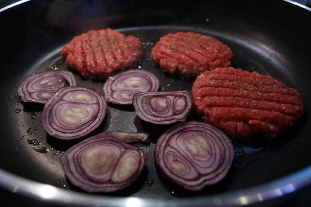 Scharfer Burger - Rezept - Bild Nr. 3