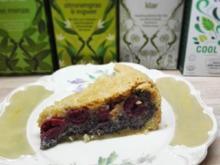 Kirsch-Mohn-Kuchen - Rezept