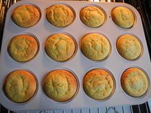 Kokos - Muffins - Rezept