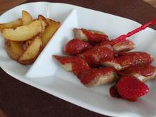 Erdbeer-Curry-Ketchup - Rezept