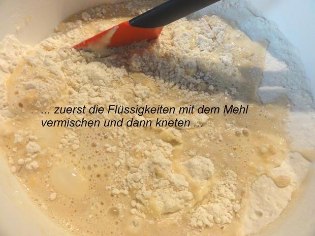 Hefe:   MOHNSTRIETZEL - Rezept - Bild Nr. 5