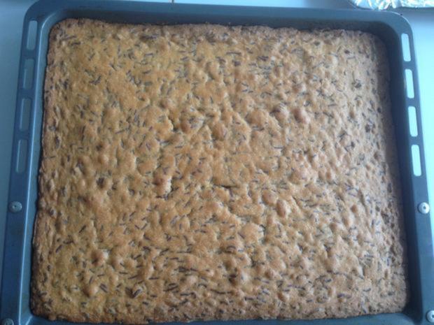 heller Kuchen mit Schokostreusel vom Blech - Rezept - Bild Nr. 2