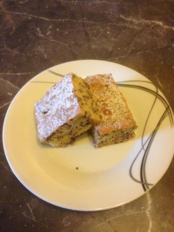 heller Kuchen mit Schokostreusel vom Blech - Rezept - Bild Nr. 3