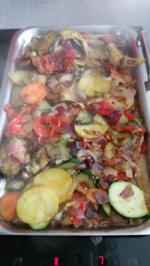 Gemüsekartoffelpfanne  * in 10 Minuten  fix und fertig * - Rezept - Bild Nr. 8