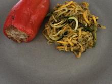 Zucchini - Nudeln - Zoodles - Rezept - Bild Nr. 2