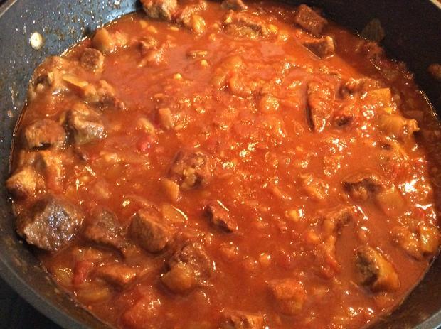 Würziges Rindfleisch-Curry, indisch - Rezept - Bild Nr. 6
