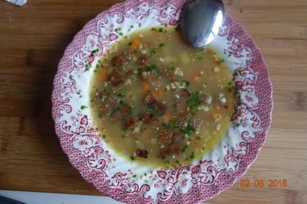 SUPPE:  Ein einfaches Supperl; - Rezept - Bild Nr. 13